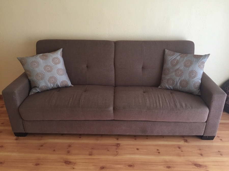 World Market Sofa Bed In Boulder Creek - Letgo