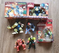 Small Soldiers Action Figures Abbotsford, V2S 3M7