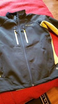 Columbia omni heat jacket mens size medium