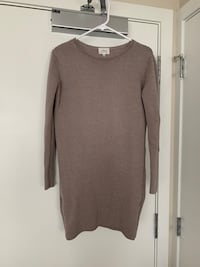 Wilfred Sweater Dress - XXS Vancouver, V5Y 0H7