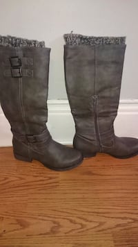 LEATHER BOOTS St. Catharines, L2T 1A8