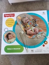 Fisher Price baby's bouncer Broadlands, 20148