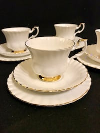 Royal Albert bone china tea