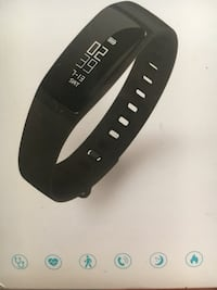 black activity tracker box London, N5W 3T4