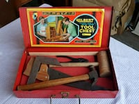 Child's tool kit very old great condition Gettysburg, 17325