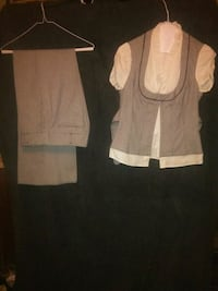 Ladies business two piece