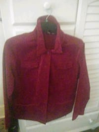 Burgandy shirt x large Columbus, 31904