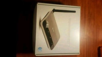AT&T WIRELESS HOME PHONE BASE