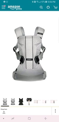 Baby Bjorn Baby Carrier One Mesh Fairfax, 22030