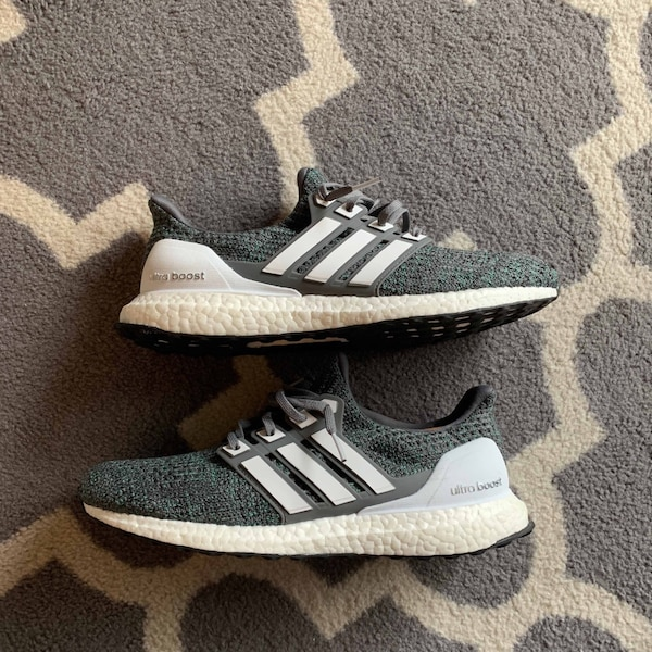835cbe21b57 Used Adidas Ultraboost 4.0  Grey Four  - Size 11 for sale in New York -  letgo