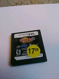 Beyblade Metal Fusion DS Game Durham, 27703