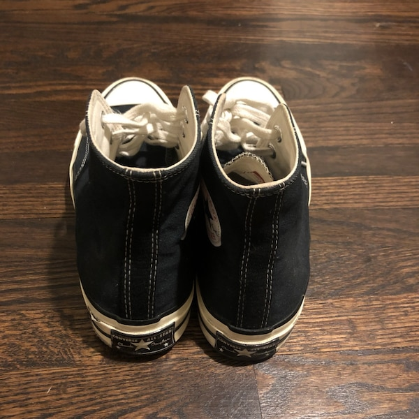 50fa303d46d Used Used Converse 70s Black for sale in Toronto - letgo