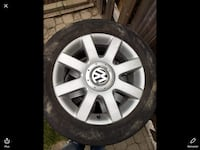 gray Volkswagen multi-spoke wheel with tire screenshot Boisbriand, J7G 2Z1