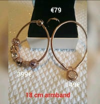 Rose gold Pandora armband oder als set Munich