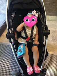 Stroller Quinny with accessories Montreal, H3E 1E7