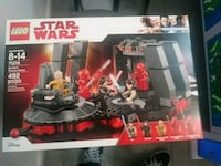Lego Star Wars toy box Oakland, 94606