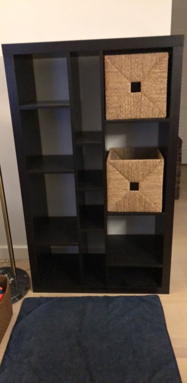 Used Bookshelf TV Stand For Sale In New York