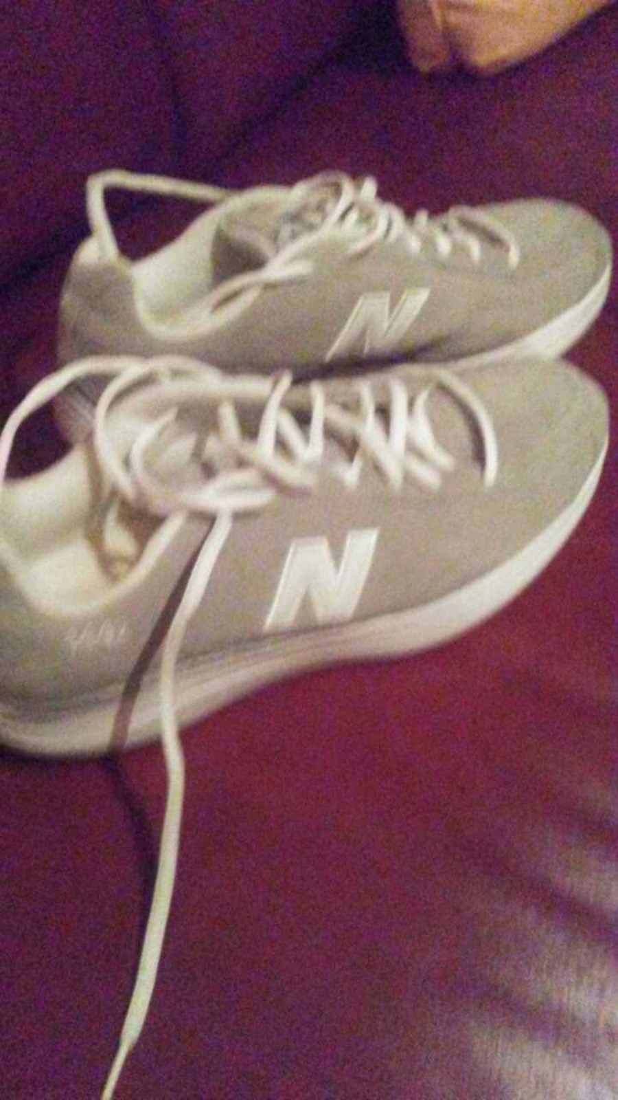 New balance shoes - Thayer