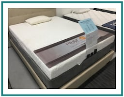 Brand New, still in plastic, Queen Memory Foam Mattress Set