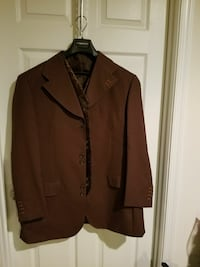 Men's 3pc Suit