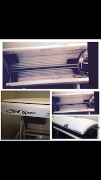 X- power tanning bed Fall River