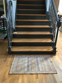 Chenille area rug (2 available if interested - see additional info)