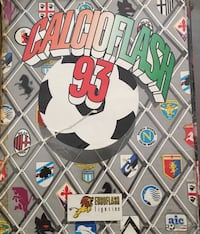 Album completo calcio flash, stagione 1993-94