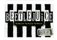 Beetlejuice The Musical 4 tickets! Ashburn, 20147