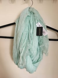Forever 21 Mint Blue Green Scarf  San Jose, 95132