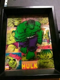 The Incredible Hulk comic book Winchester, 22601