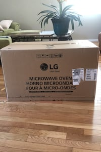 LG Microwave Oven BRAND NEW UNOPENED