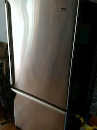 stainless steel top mount refrigerator kenmore Bethpage