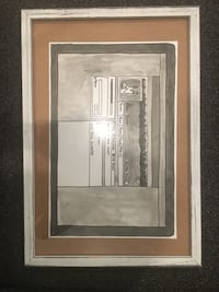 12 x 18 awesome white frame. Bought for $40 a few months ago San Francisco, 94109