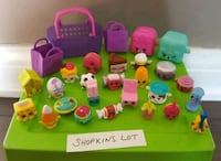 28 piece. Lot2. SHOPKINS  Hamilton, L8V 4E9