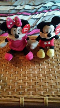 Mickey and minnie mouse banks  Harrisburg, 17110