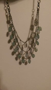 3 layer bead necklace  Tysons, 22102
