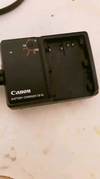 Cannon digital camera battery charger cb-5L