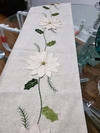 Table cloth runner scarve