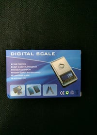 Digital scale, NEW Vancouver