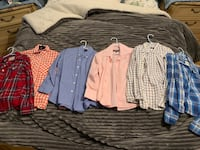 Assorted-color dress shirt lot Little Falls, 07424