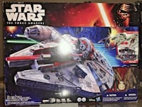 MILLENNIUM FALCON STAR WARS FORCE AWAKENS WITH 3 A Markham, L3R