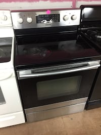 Samsung Stainless Steel electric stove  Woodbridge, 22191
