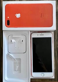 iPhone 7 Plus, Red, Limited Edition, 128GB