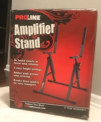 Pro Line Amplifier Stand