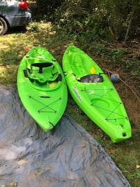 Two brand new kayaks Midwest City, 73110