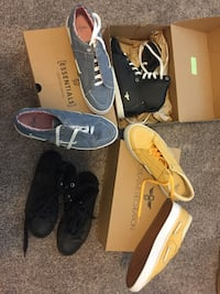 Brand name shoes like new barely worn sz8