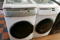 NEW ! SAMSUNG FLEX 2 IN 1 WASHER AND GAS DRYER  Cathedral City