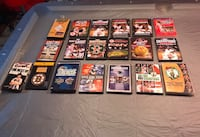 Assorted Sports DVD's Woonsocket, 02895