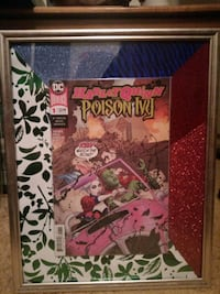 Harley Quinn and Poison Ivy #1 comic book picture
