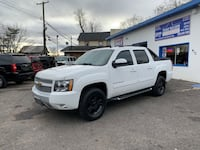 2012 Chevrolet Avalanche 4WD Avalanche LT New York